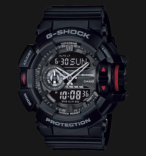 8b7c196e812 São Paulo. R  1198. 50 vendidos. Relógio Casio G-shock Ga-400-1bdr Original