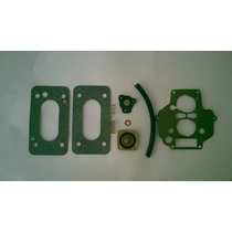 Kit Reparo Carburador 460 Dmtb Weber Duplo Fiat Elba 1.5