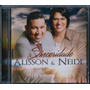 Cd Alisson &amp; Neide Sinceridade Playback Incluído<br><strong class='ch-price reputation-tooltip-price'>R$ 16<sup>98</sup></strong>