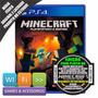 Minecraft Ps4 Totalmente Em Português Sedex Partir R$ 6,00