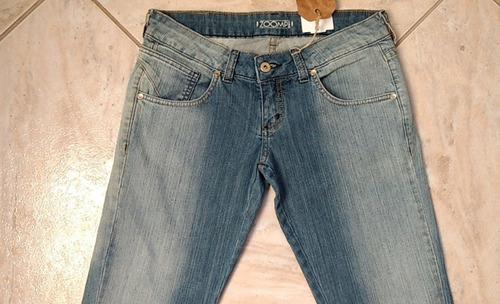 a6c68c10ef Calça Jeans Feminina Escovado Da Zoomp - Original. R  134.59