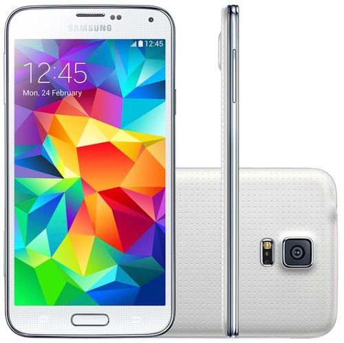 Smartphone Samsung Sm - g900 Galaxy S5 Original