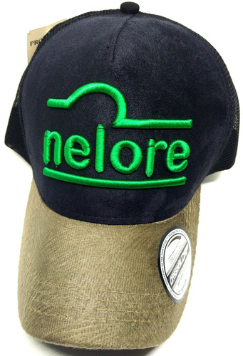 0a6210757c1b4 Boné Tela Trucker Country Sertanejo Nelore Só R 18