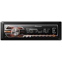Auto Radio Pioneer Mvh-158ui Usb E Auxiliar Media Receiver