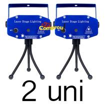 Kit 2 Projetor Holográfico Laser Luzes Festa - Frete Grátis