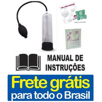 Bomba Peniana Aumento Do Pênis + Lubrificante Grátis.