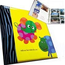 Álbum Jumbo De Fotografias P/ 500 Fotos 10x15 Cm - Luxuoso