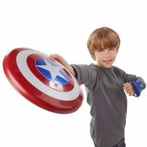 Escudo E Luva Magnéticos Capitão America Guerra Civil Hasbro