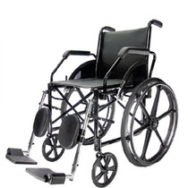 Cadeira De Rodas Adulto Pneu Maciço 1016 Jaguaribe