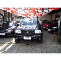 Grand Vitara 2003 Automatico 28 Mil Completo Couro 2.0 Gasol