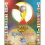Álbum De Figurinhas Completo Copa Do Mundo 2002 Panini (dg)