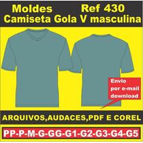 e7161ce44d Busca Moldes de camisetas masculinas com os melhores preços do ...