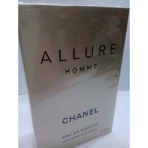 Perfume Allure Homme Edition Blanche 100 Ml Chanel Masculino