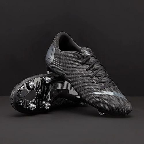 Chuteira Nike Mercurial Vapor Xll - Pro Sg - Preto c8ffe4f457aee