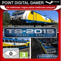 Train Simulator 2015 Steam Edition - Jogo Original Pc Steam