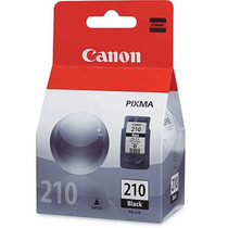 Cartucho Canon Pg 210 Preto 9 Ml Original