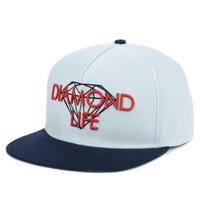 Bone Snapback Diamond Supply Co