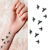 Tatuagem Temporária Tattoo - Frete Grátis - Pronta Entrega!