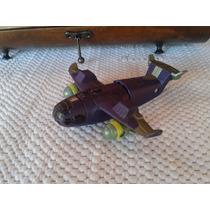 Carrinho Transformers Robô Avião