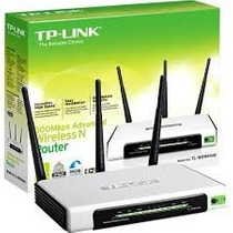 Roteador Wireless N Tp-link Ti Wr941 Nd300mbps 3antenas Wifi