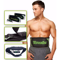 Cinto Massagem Eletrico Vibroaction Redutor Medidas + Brinde