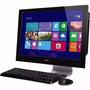 Kit 2 Desktop Pc All In One A45 Dual Core 4 Gb 500gb