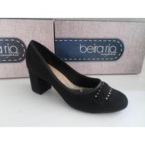 Sapato Adulto Feminino Beira Rio Conforto - Ref. 4157.101