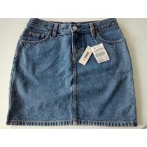 Mini Saia Jeans Forum, Nova,original, Excelente Preço!!!
