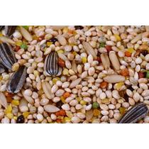 Mistura Para Calopsitas, Periquitos, Agapornis E Outros 25kg