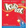 American Kids Box 1 - Workbook With Online Resources Updated Original