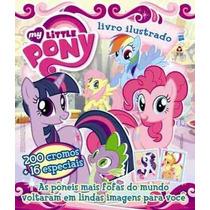 My Little Pony - Album Completo - Figurinhas Soltas P/ Colar