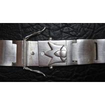 Relogios Rolex, Ou Outros, Pulseira Em Em Prata .925,antiga