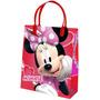 Sacolas Pequenas Para Festas, Da Minnie, Princesas, Disney.