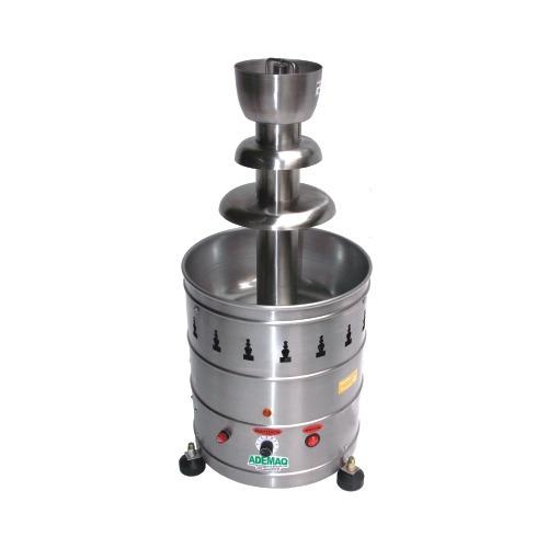 Fonte Torre Cascata De Chocolate 4kg Ademaq