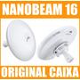 Ubiquiti Nanobeam M5 16 Dbi 5 Ghz 400 Mw 150 Mbps 10 Km Ptp