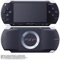 Video Game Portátil Psp 2001 Desbloqueado + Fonte + Estojo!!