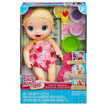 Baby Live Lanchinhos Divertidos B5013 Hasbro Original