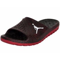 Chinelo Nike Air Jordan Superfly Basket Sandals Team Red
