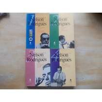Livro - Teatro Completo Nelson Rodrigues Peças Psicológicas