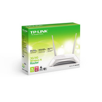 Roteador Tp-link Router Tl-mr3420 3g/4g Wireless N 300mbps
