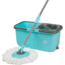 Mop ( Esfregão ) Limpeza Prática 17 L Premium Microfibra Mor