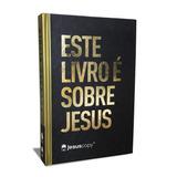 Biblia Este Livro É Sobre Jesus - Nvt - Bíblia Jesus Copy