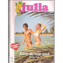 Livro Julia Além Do Mar Azul Marjorie Lewty Nº 170