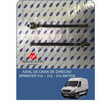 Axial Da Caixa De Direcao - Sprinter 310/312/312 Antiga