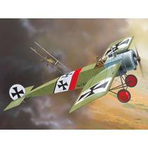 Modelo Plane - Revell 1:72 Fokker E.iii Militar Kit Set