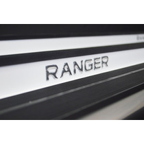 Estribo Personalizado Nova Ranger Cab Simples Branco