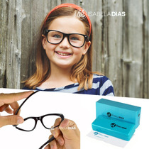 557b0b8c4 Óculos Grau Criança Armação Flexível Elastico 4-10 Ano 227 à venda ...