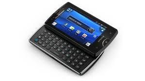 Sony Ericsson Xperia Mini Pro Sk17 Com Android E Câmera