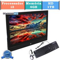 Computador All In One Core I3 1tb 4gb Ram Promoção (10324)