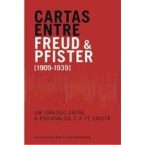 Livro Cartas Entre Freud E Pfister Frete Gratis